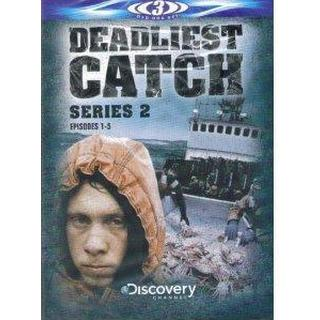 Deadliest Catch - Series 2 (3 Discs) [DVD]